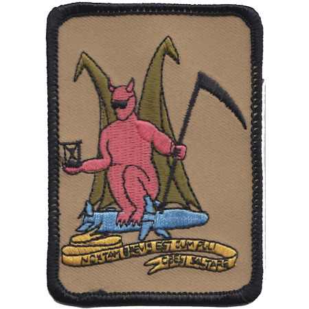 img-TOW Missile United States Marine Corps USMC Embroidered Patch