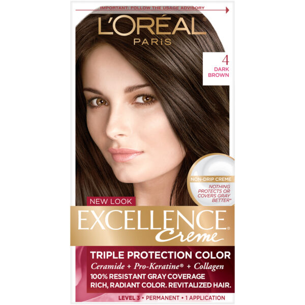 LOreal Paris Excellence Creme Permanent Hair Color