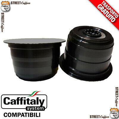 200 Cialde Capsule Caffe StreetCoffee Strong Compatibile Caffitaly Caffè Italy H