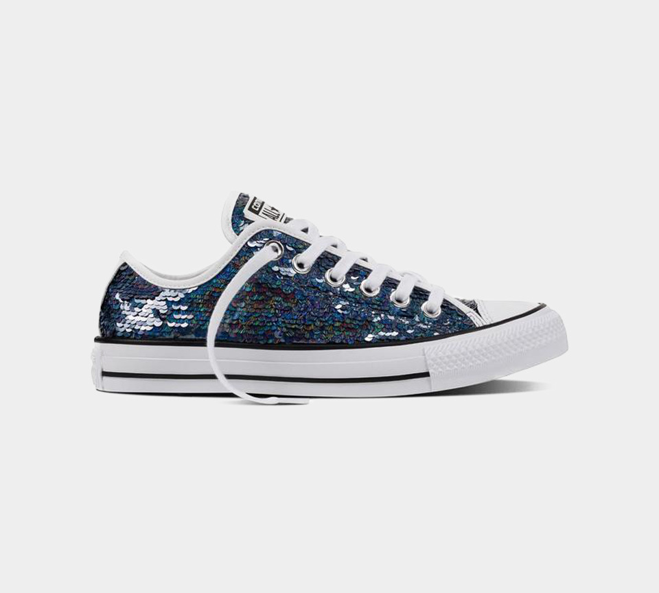 1b7d84fa3b6c8f Details about CONVERSE CTAS OX 553437C GUNMETAL WHITE BLACK WOMEN S UK 3-8