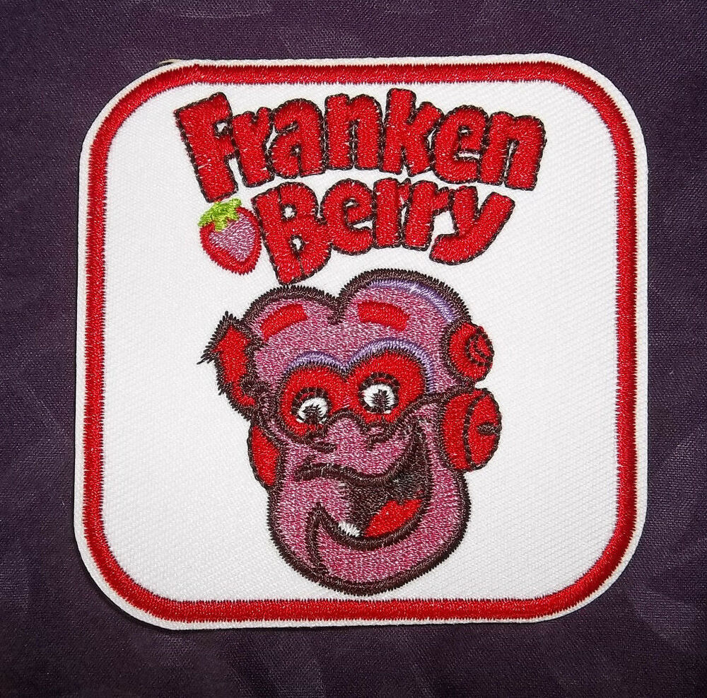 FRANKENBERRY PATCH MONSTER CEREAL BOOBERRY COUNT CHOCULA