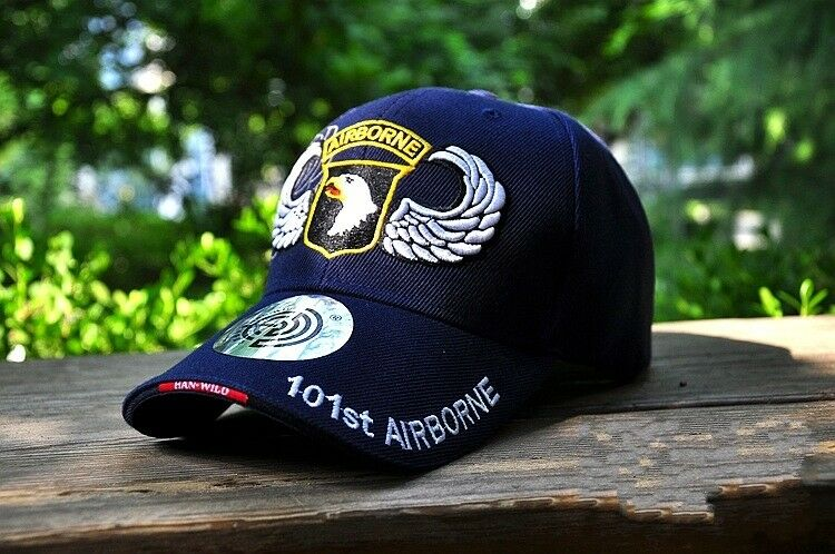 Details about US ARMY 101ST AIRBORNE DIVISION TACTICAL EMBROIDERED BASEBALL  CAP GOLF HAT 15069d6ffdee