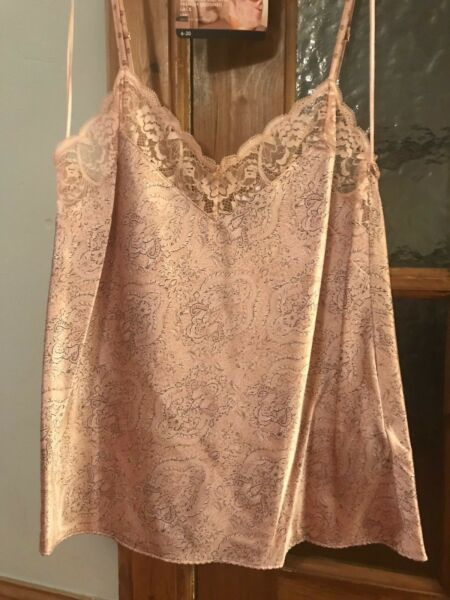 Stunning BNWT M&S Rosie @ Autograph luxurious silk cami tops - choice of colour