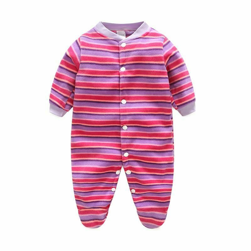 f464efb9465a Autumn Winter Infant Baby Clothes Cartoon Baby Rompers Clothing ...