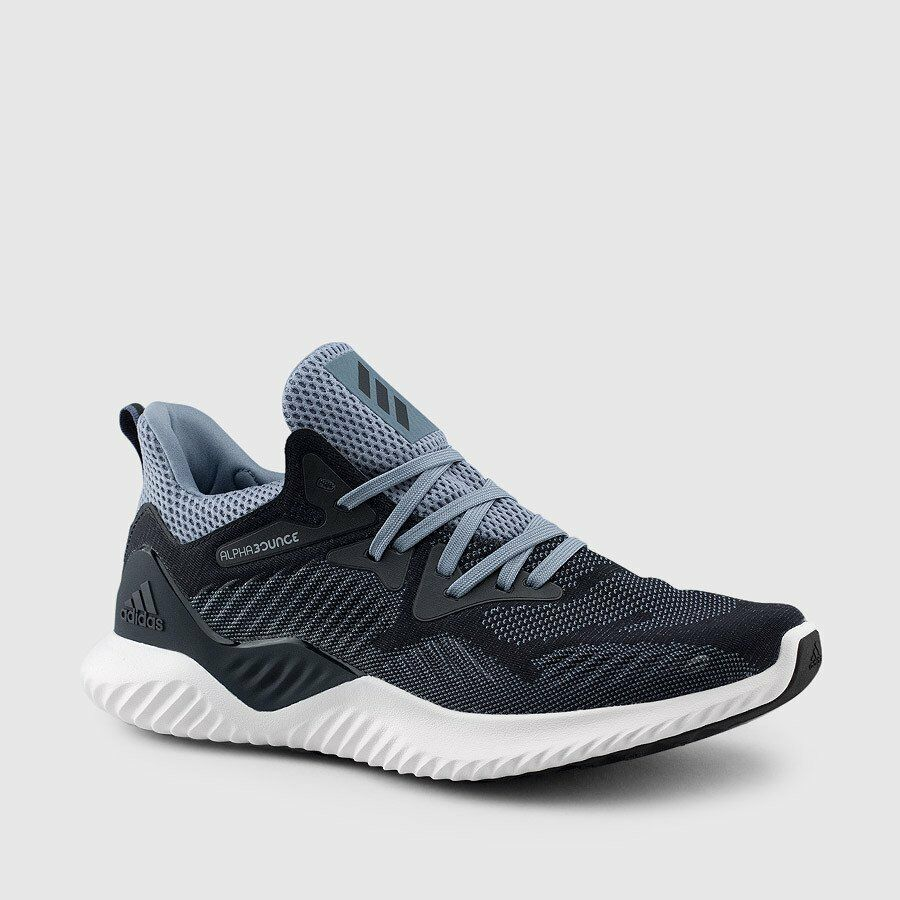 ee239c3c5 Details about MENS ADIDAS ALPHABOUNCE BEYOND LEGEND INK RUNNING SHOES MEN S  SELECT YOUR SIZE
