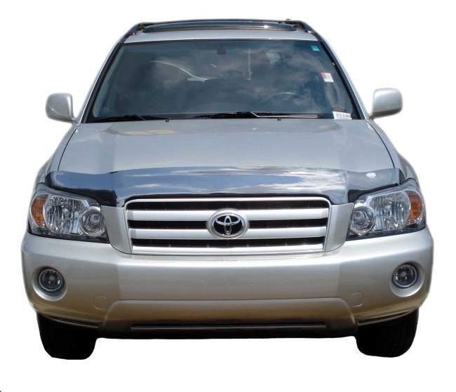 Details About Avs Bugflector Ii Bug Shield 01 07 Toyota Highlander Made In Usa 25330