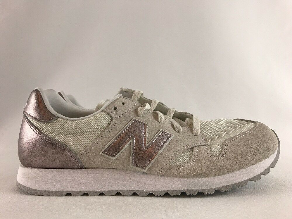 New Balance Women's Size 13 520 Sea Salt/Champagne Sneakers Shoes WL520SNA New