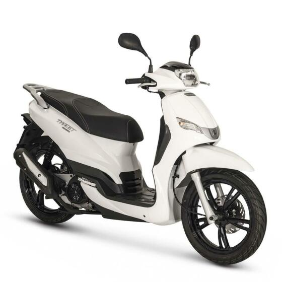 Peugeot Tweet 50cc 50 Moped Learner Legal 2019 Automatic Scooter