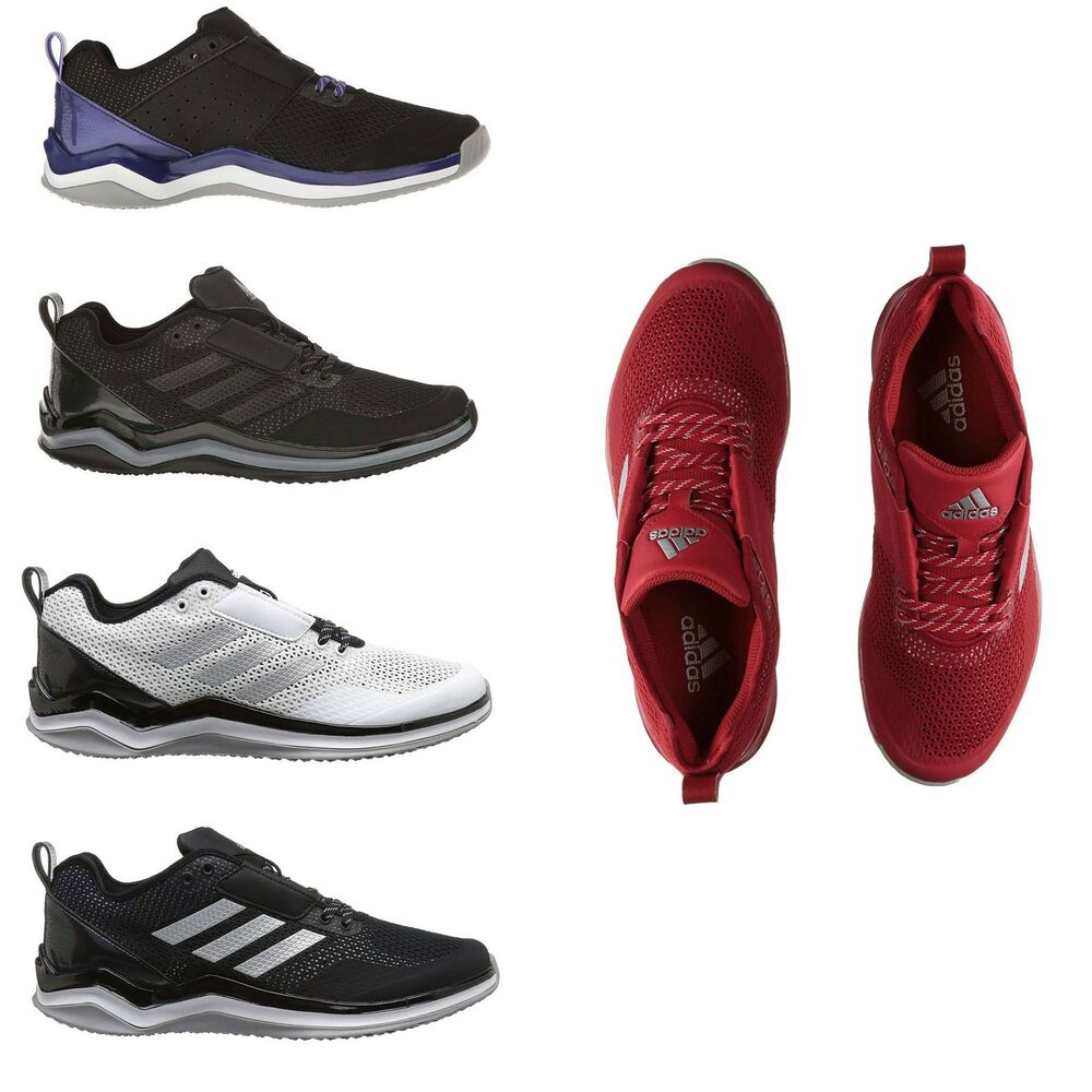 Adidas hombre 's Speed Trainer zapatos ironskin corriendo Training