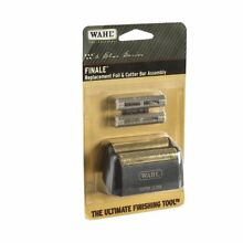 Wahl 5 Star Finale Replacement Foil & Cutter Assembly