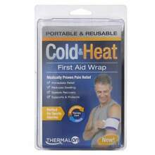 ThermalOn Cold & Heat First Aid Wrap, Small, 1 ea