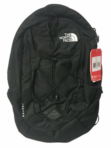 The North Face Jester Backpack (Black)