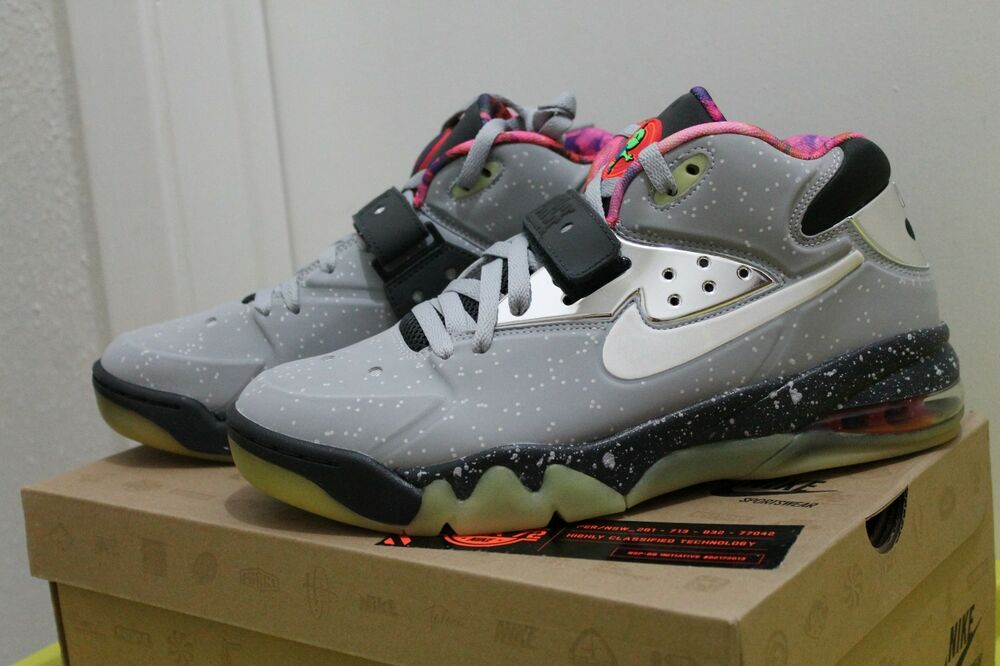 finest selection 6a09f fe730 Details about NEW Nike Air Force Max 2013 PRM QS All-Star Rayguns Mens Size  SZ 10 597799-001