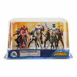 Disney Marvel Avengers Infinity War Deluxe Figure Play Set Playset Cake Topper