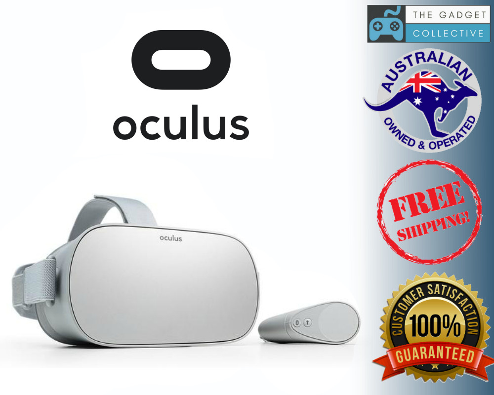 08ae8babc9f Details about Oculus Go VR Portable Standalone Virtual Reality Headset -  32GB