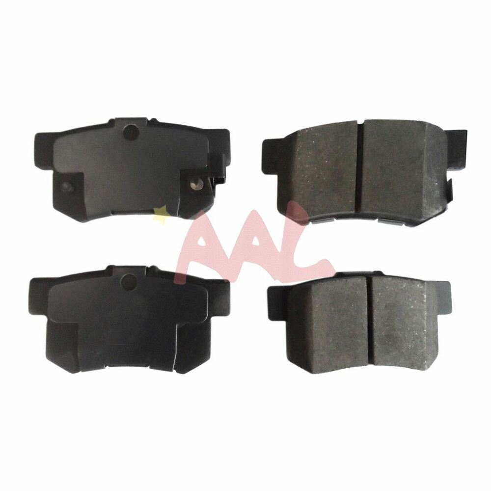 A-Pads Rear BRAKE PADS For 2007 2008 ACURA RDX 2.3