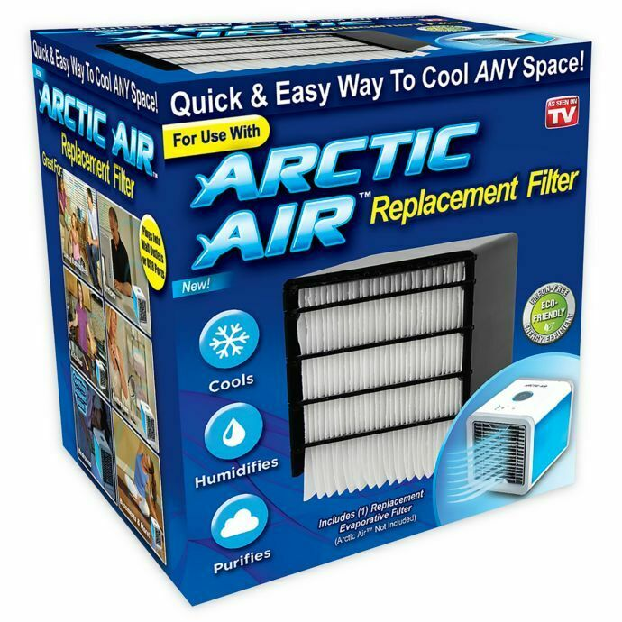 Arctic Air Replacement Filters As Seen On Tv Original