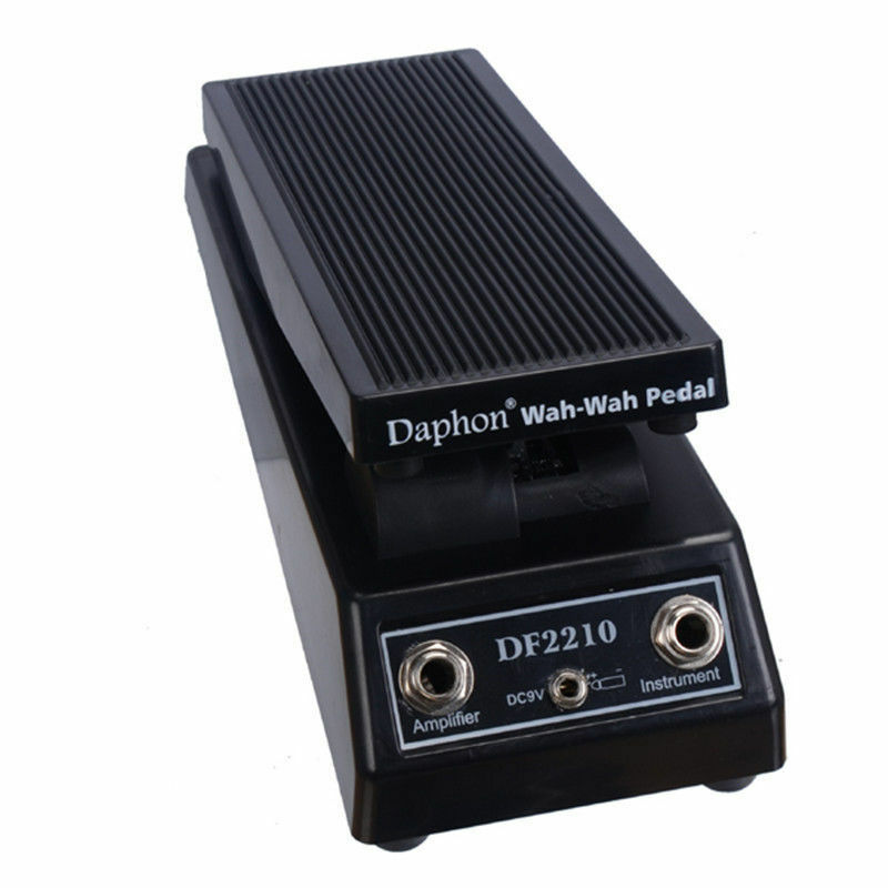 daphon df2210 guitar wah wah pedal for electric guitar players dj 702458916314 ebay. Black Bedroom Furniture Sets. Home Design Ideas