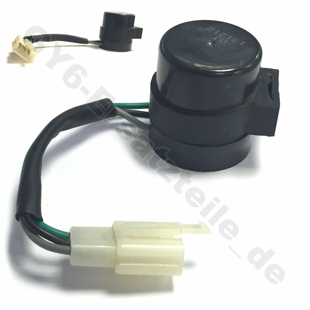 TURN SIGNAL BLINKER RELAY FLASHER 3 PIN GY6 CHINESE