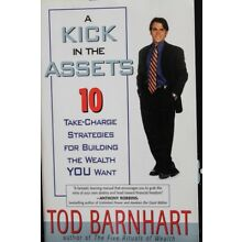 book,Kick in the Assets,Financial Guide to Financial Freedom