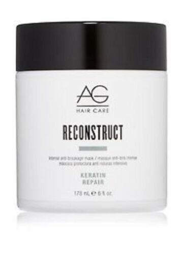 AG Hair Care Reconstruct Keratin Repair Mask 6 fl oz