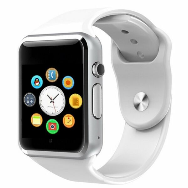 A 1 Smart Watch Bluetooth Orologio intelligente per Android/ios Samsung iphone