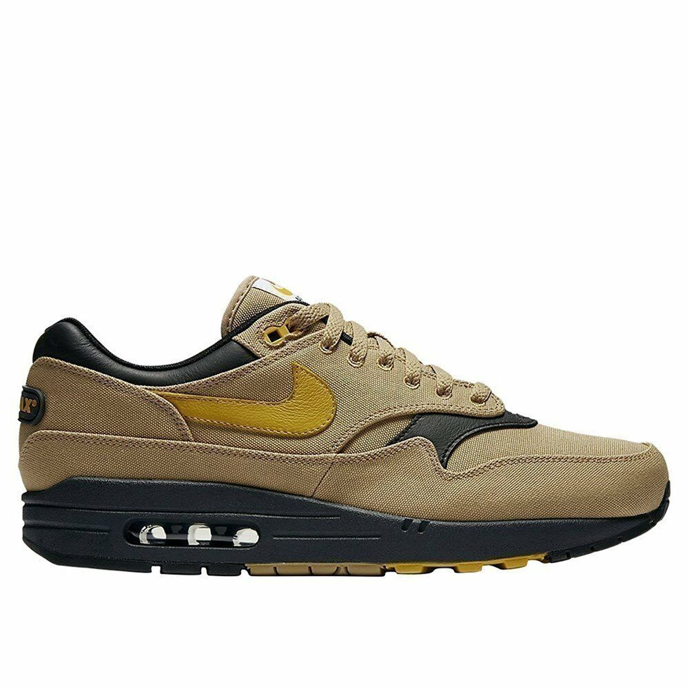 ca723e23fb Details about Nike Air Max 1 Premium Elemental Gold/Mineral Yellow (875844  700)