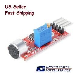Microphone Sensor Sound Detection Module for Arduino PIC AVR - USA Fast Shipping