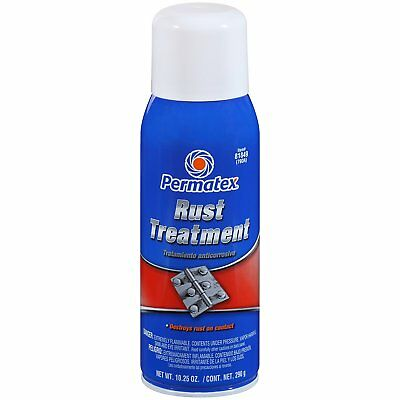 Permatex Extend Rust Remover Treatment Spray 10.25 OZ 81849