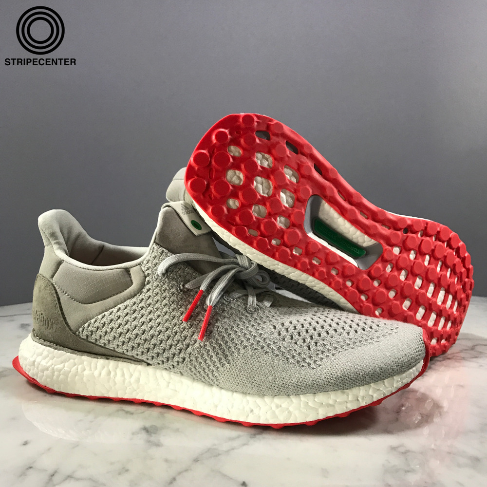 20ac0861de413f Details about adidas ULTRA BOOST UNCAGED  SOLEBOX  LTD - GREY ORANGE WHITE  - S80338