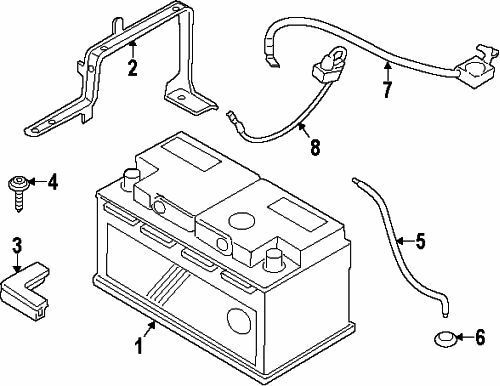 Battery Cables And Connectors