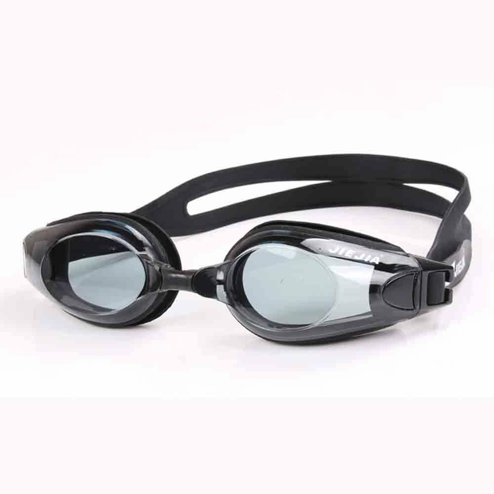 16ce24c2128 Details about Swimming Goggles Prescription Short Sighted Anti Fog Optical  Myopia Clear Lens