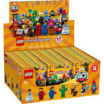 LEGO 71021 Minifigures Series 18 Brand New Factory Sealed Case 60 packs