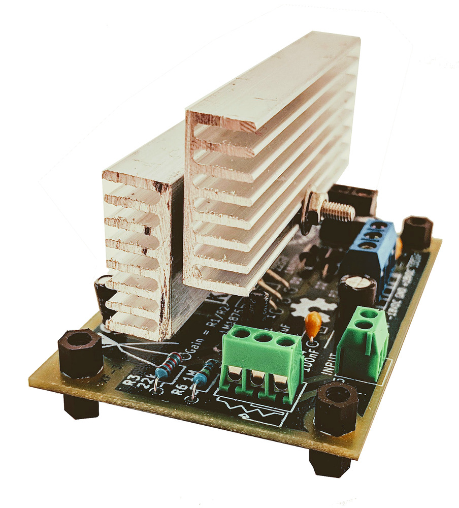 Xfpcb 0003 Class Ab Lm1875 Audio Amplifier 20 30w Ebay 20w Using Electronic Circuits And Diagram