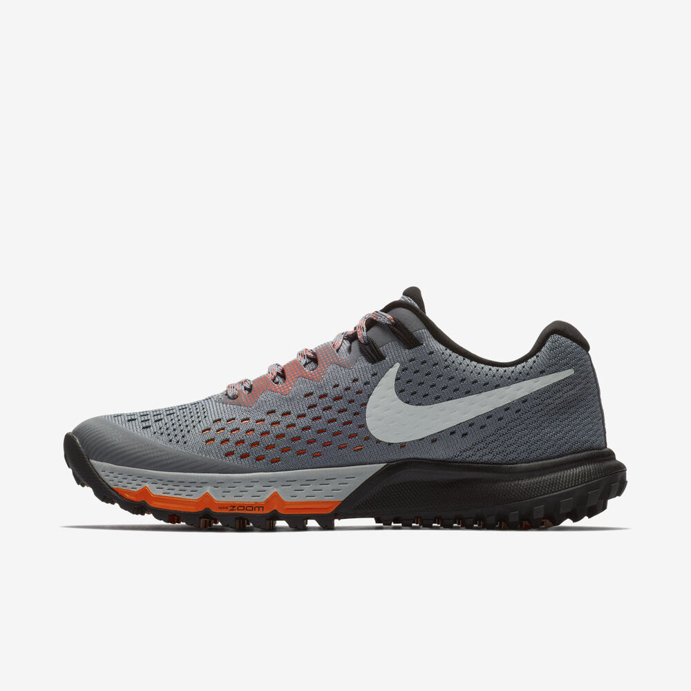 low priced cd410 b689f Details about Wmns Nike Air Zoom Terra Kiger 4 Sz 5-10 Grey Black  880564-003 FREE SHIPPING