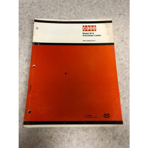 original-case-model-w14-articulated-loader-parts-catalog-b1211-january-1974