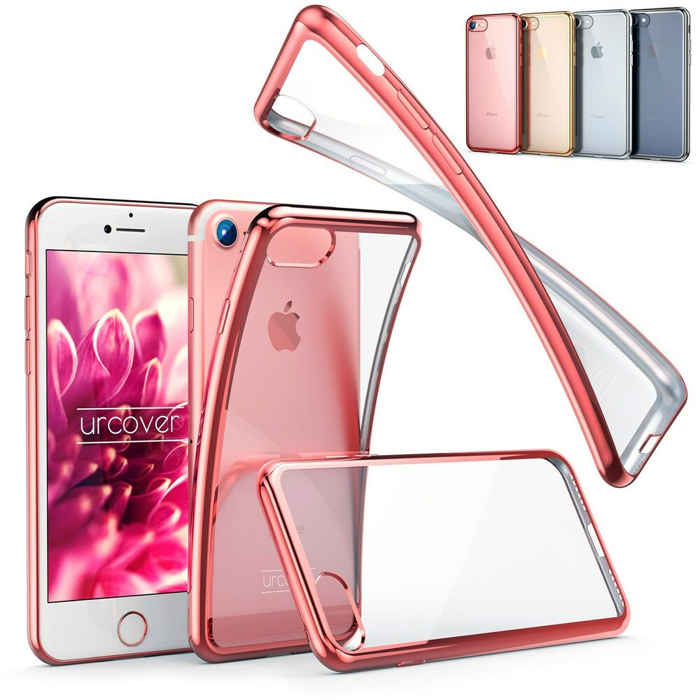 9cb81551908 Urcover® Mirror Edge TPU Back Case | GLAM | Ultra Slim Transparent Back  Cover | eBay