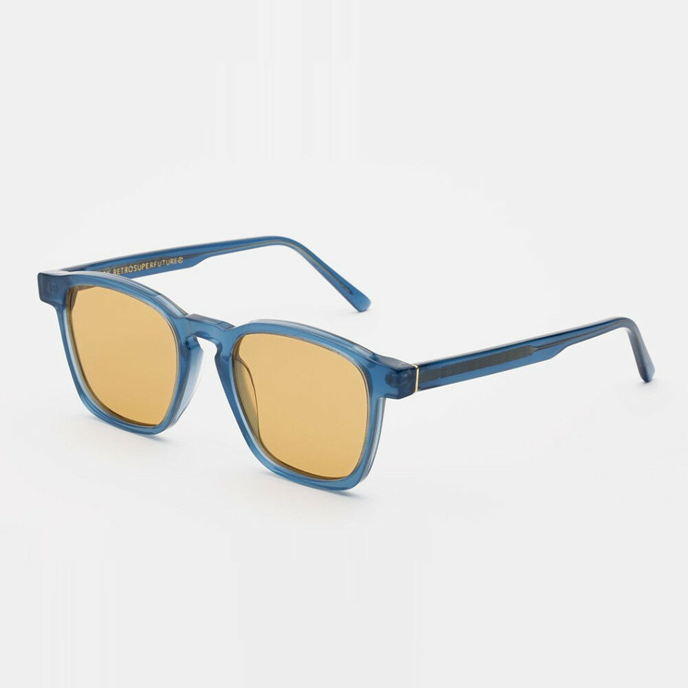 a17f6512d5d Details about Sunglasses Super by Retrosuperfuture Unico Light Blue Yellow  DMT R 50 20 145 NEW
