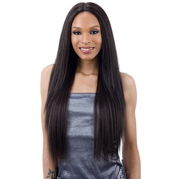 VALENCIA - FREETRESS EQUAL SYNTHETIC 5 INCH DEEP LACE PART WIG LONG STRAIGHT