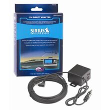 NEW SiriusXM FMDA25 CAR Wired FM Direct Adapter Relay Kit