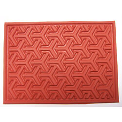 Y Pattern Unmounted RUBBER Texture Stamp Polymer PMC Paper Clay Molding Mat