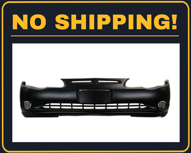 NEW FRONT BUMPER COVER FOR CHEVROLET MONTE CARLO LS/SS