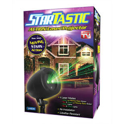 Startastic Outdoor Action Holiday Christmas Dancing Laser Lights - As Seen on TV