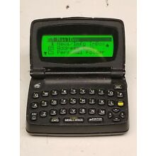 Motorola Two Way 2 way Pager T900 Black Nationwide  2 Months Service SMS Email