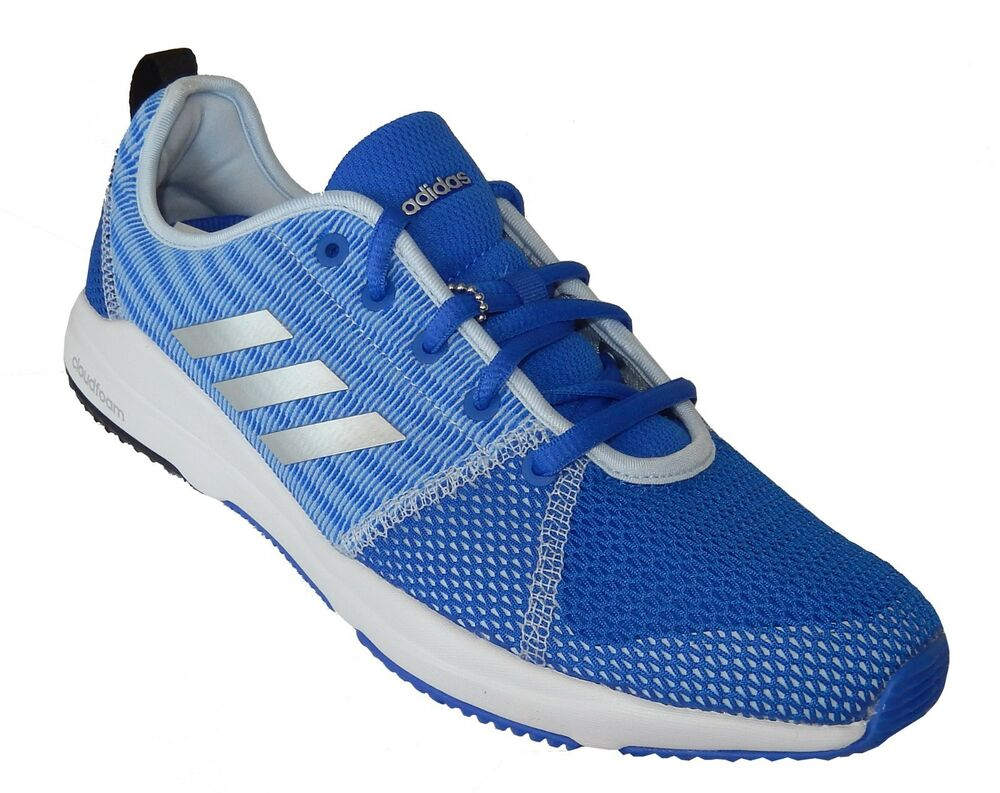 detailed look c95ab ede60 Details about Adidas Womens Arianna Cloudfoam Running Shoes
