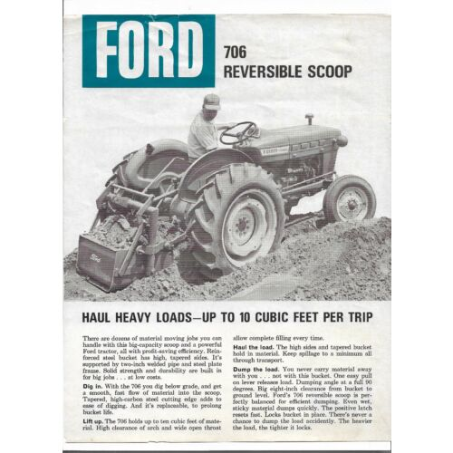 original-ford-706-reversible-scoop-specifications-sales-brochure-ad1004-36630