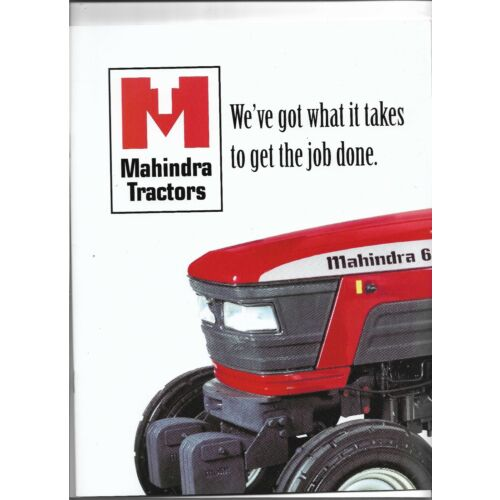 original-oe-oem-mahindra-tractors-dealer-advertising-sales-aid-brochure-booklet-