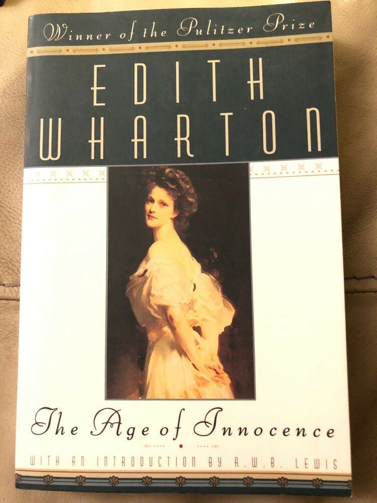 The Age Of Innocence Book