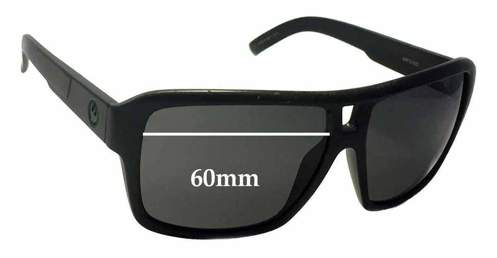 c921b1a0f5 Details about SFx Replacement Sunglass Lenses fits Dragon The Jam H2o  Floatable - 60mm wide