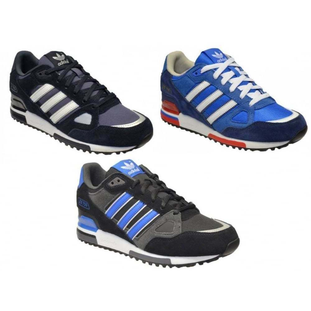 half off 0a333 5c476 Details about Adidas ZX 750 Suede Mens Trainers All Sizes in Various Colours